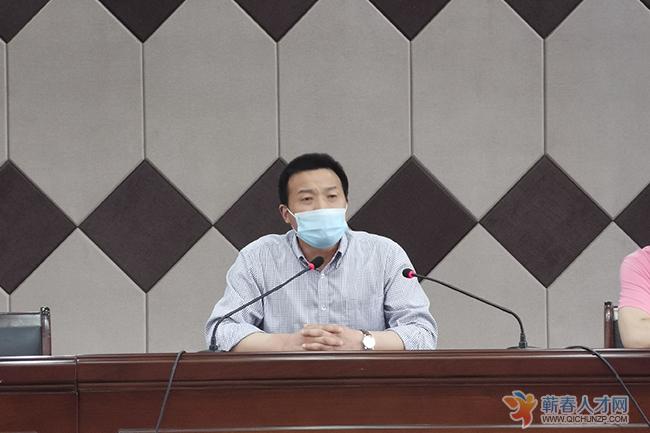 县人社局局长范成意同志